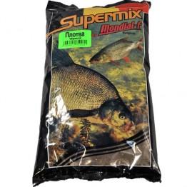 Прикормка Mondial-F Supermix Roach Black 1 кг (Плотва, черная)